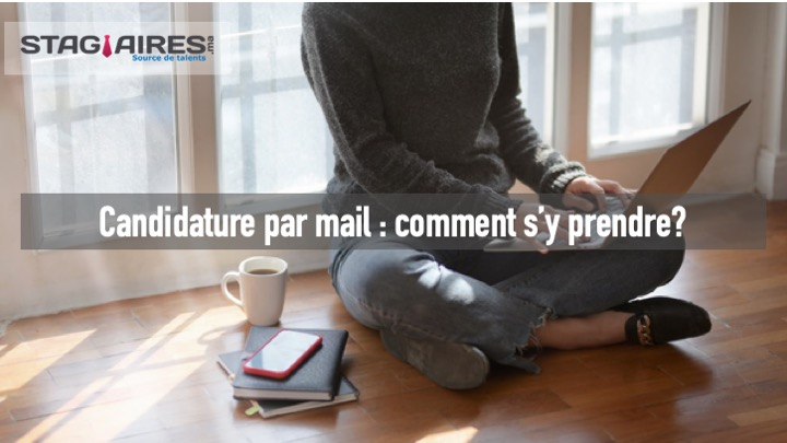 Candidature par mail