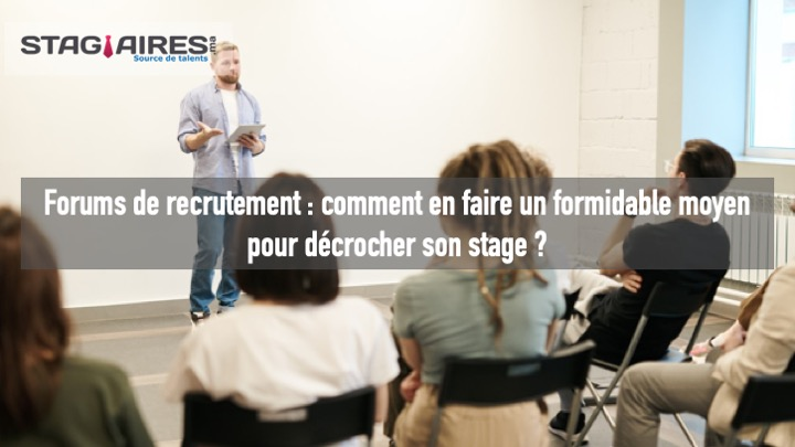 Forums de recrutement